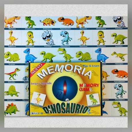 Memoria Dinosaurios