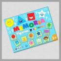 Memoria de Figuras Geometricas y Colores