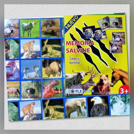 Memoria de Animales Salvajes