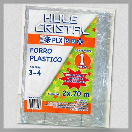 Hule Cristal Forro Calibre 3/4