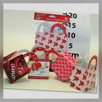 Bag with handle Medium Valentine's Day 4s