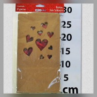 Brown Bag Valentine's Day