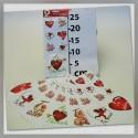 Stickers San Valentin