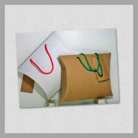 Caja Almohada Microcorrugado TO