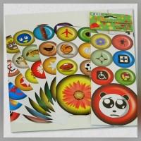 Stickers T-O