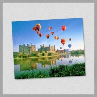 Puzzle Castle and Balloon