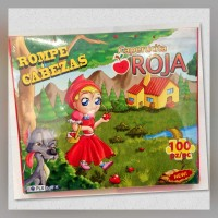 Puzzle Little Red Riding Hood 100s