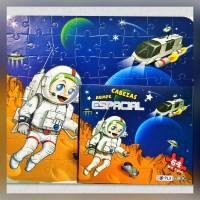 Rompecabezas Espacial