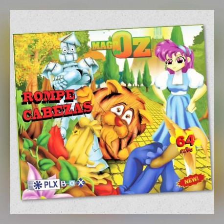 Rompecabezas El Mago de Oz