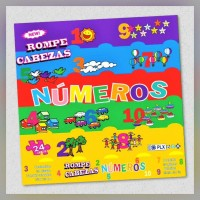 Puzzle Numbers 24s