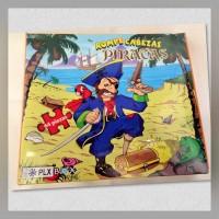 Rompecabezas Pirata c/Perico