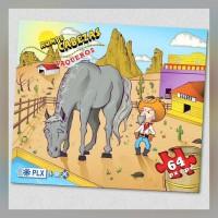 Puzzle Cowboy
