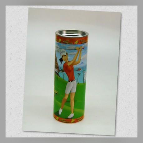 Rompecabezas Cilindro Golf 100s