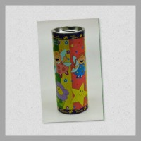 Puzzle Cylinder Fairies and Flowers 100s