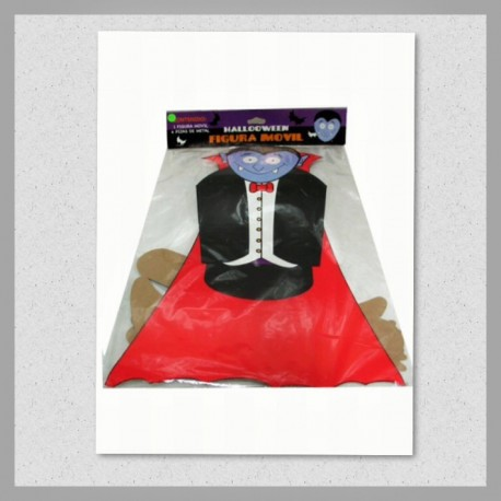 Figura Móvil Dracula Halloween
