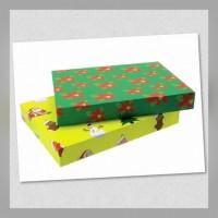 Caja para Regalo Chica Navidad