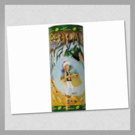 Rompecabezas Cilindro Aladino 100s