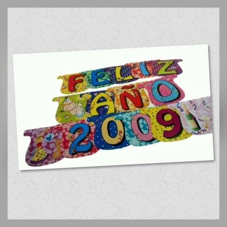 Banderin Año Nuevo