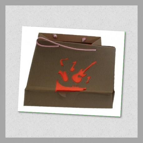 Bolsa Shopping Micro c/Suaje TO