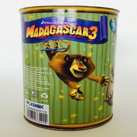 Alcancía Madagascar